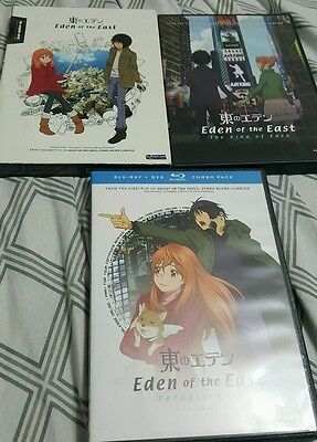 Autographed eden of the East set