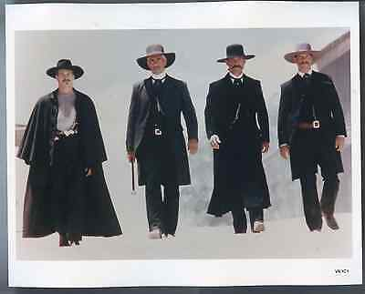 "Vintage ""Tombstone"" Lot of 3 Photos Kurt Russell Val Kilmer  Print Lobby Card"