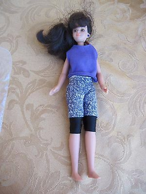 1991 Remco Babysitters 'Claudia 'Teenager Doll