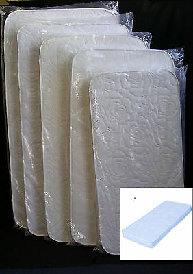 Replacement Mattresses for Baby's: Cradles, Travel Beds, Bassinets, Carriages