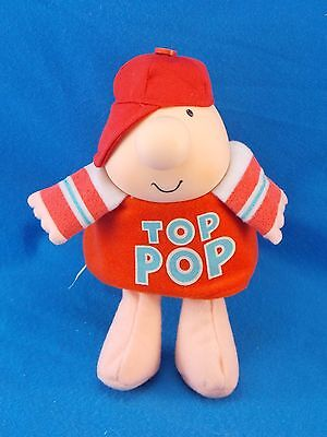 Top Pop Ziggy Doll Plush Stuffed Toy Father Dad By American Greetings 4+ 1993