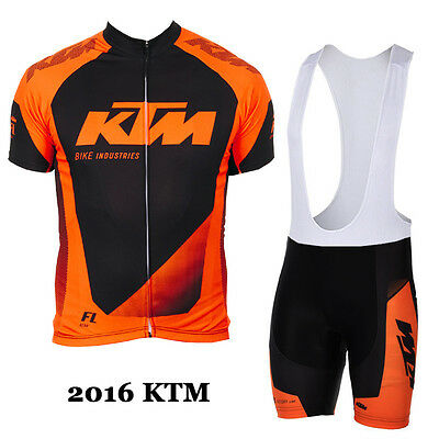 2016 Men's cycling clothing bike mtb clothes summer short sleeves cycling jersey