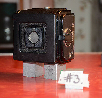Hasselblad 220 Film Back With Slide Works Well 120 Medium Format #3