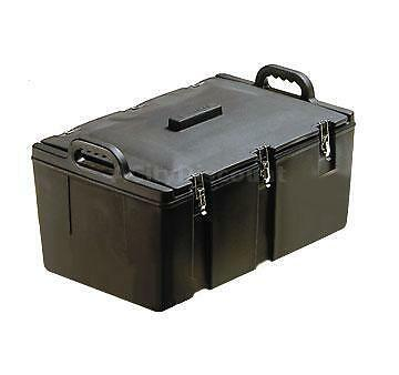 "Carlisle PC180N Cateraide 8"" Single Pan 24 Qt. Top Load Food Carrier"