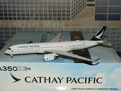 JC Wings 400 Cathay Pacific A350 -900 B-LRC 1/400 **Free S&H** 1216