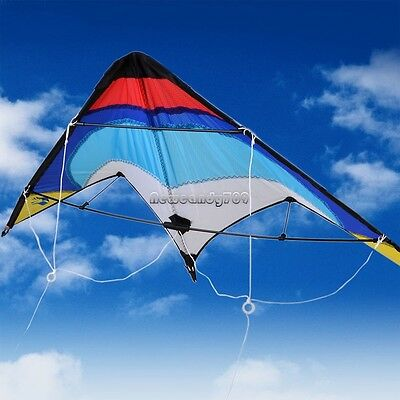 Flying Dual Line Control Stunt kite Outdoor Activiy Sport Professional NC89