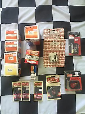 Mallory ignition parts bulk lot CLEARANCE PRICE rotor cap module hot rod chev