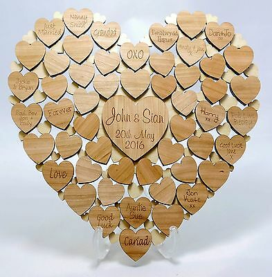 Personalised & Welsh Language Guest Book Wedding Christening Anniversary New