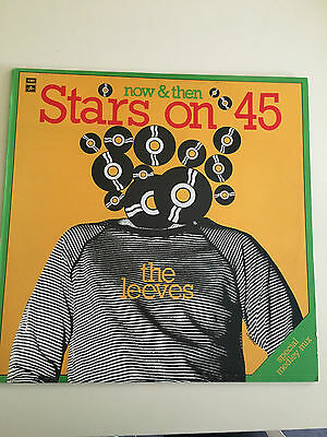 Stars on 45 The Leeves ‎Special Medley 12 inch vinyl Rare Greek Import