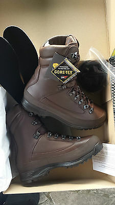 Karrimor, Cold Wet Weather Combat boots Size 8m