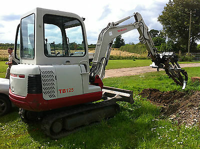 Hydraulic Trencher ,excavator,takeuchi ,loader,digger ,tractor, Jcb