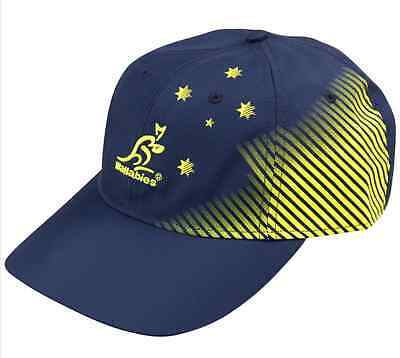 Wallabies Rugby Union Media Cap by Asics