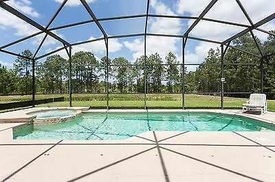 Orlando Florida Holiday Villa 4 bed 20 Mins to Disney Private Pool Great Complex