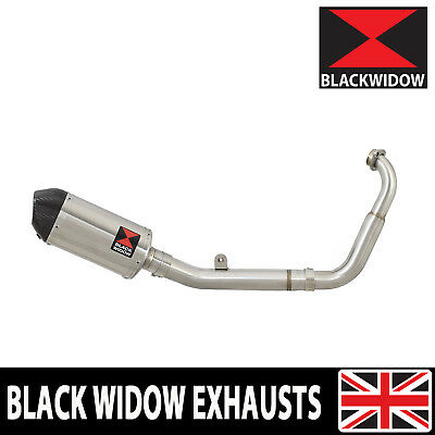 Yamaha MT 125 14 15 16 17   Exhaust System Stainless Silencer+Carb 200ST