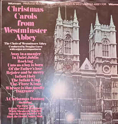 The Choir Of Westminster Abbey - Christmas Carols From Westminster Abbey