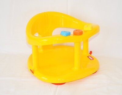 infant baby bath tub ring chair keter - Yellow - Anti Slip - SHIPPING FROM USA