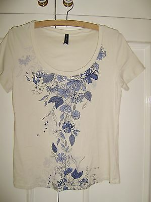 Ladies Marks & Spencer Top Size 14