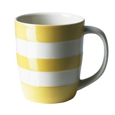 Cornish Yellow 12oz Mug by T.G.Green Cornishware