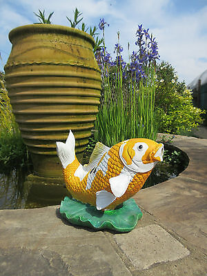 Pond Spitter Jumping Koi Water Feature