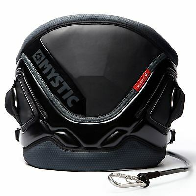 Mystic MAJESTIC Kitesurf Harness 2016 - Black