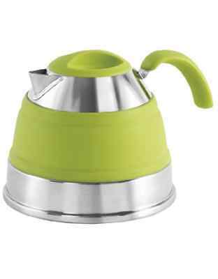 Outwell Collaps Kettle - Green, 1.5 Litre