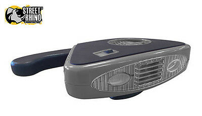 Iveco Daily Powerful 150w 12v Plug in Car Heater/Fan/Defroster 360* Swivel