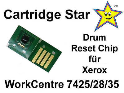 Drum Trommel OPC Imaging Unit  Reset Chip für Xerox WorkCentre 7425 7428 7435