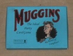 Muggins - The Ideal Party Card Game Traditional Retro By Heritage