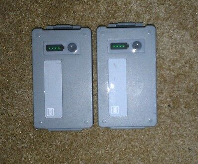 one pairof Lifepak 15 Lithium Ion rechargeable batteries for 19.99 Bargain