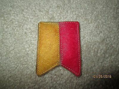 WWI US Army patch 101st Tank Battalion  Patch AEF