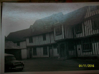 5 x Vintage black and white photographs of Laverham, Suffolk