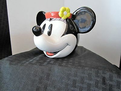 Vintage Disney's Minnie Mouse Vase by Treasurecraft