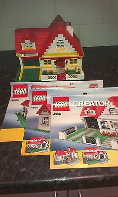 Lego Creator 4956  - Complete And In Excellent  Condition