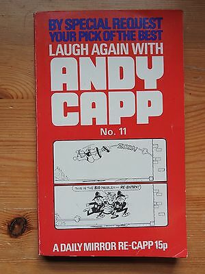 Laugh Again with Andy Capp No 11 PB Daily Mirror (1974)