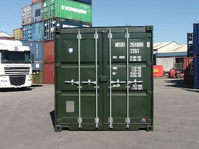 20 ft New Shipping / storage Container. Various sizes available