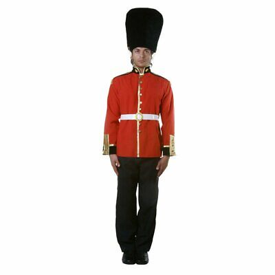 Attractive Adult Royal Guard Soldier Costume By Dress Up America