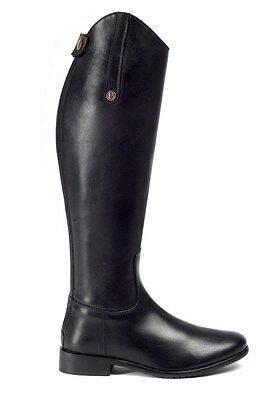 Brogini Long riding boots Size 5 Black