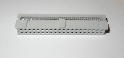 """1 pc IDC, 40 pos (2x20) female connector for ribbon cable. Standard 0.1"""" pitch."""
