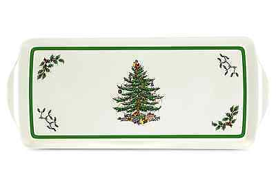 Pimpernel Spode Christmas Tree Melamine Sandwich Serving Tray 38.5cm X0019418338