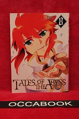 Tales of the abyss Vol.8 - REI  - Manga - Occasion