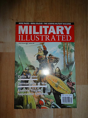 Military Illustrated Past And Present Magazine - Issue 125 - October 1998