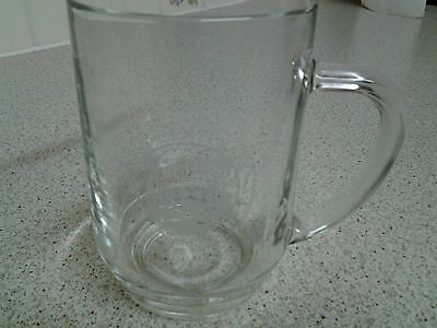 Esso Centenary Glass Tankard