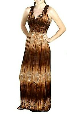 Pink Fuchsia Multi Color Summer Maxi Halter Long DRESS Womens Sexy S M L