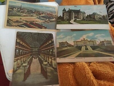 vintage postcards from ohio