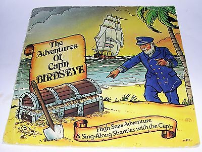 "Brian Cant The Adventures Of Captain Birdseye 7"" EP"