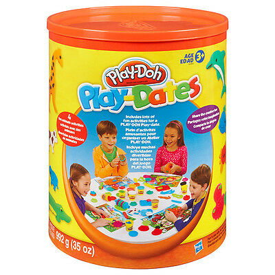 Play-doh Play-Dates Cannister - Brand New Sealed - playdoh playdates - AU Seller