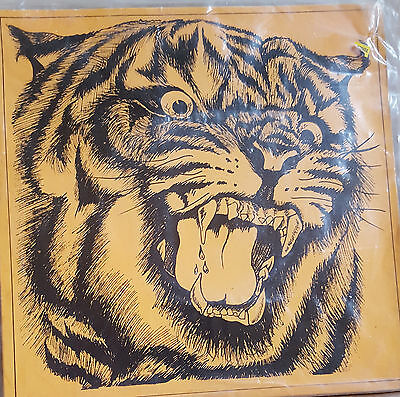 "Tygers Of Pan Tang ‎– Don't Touch Me There 7"" Vinyl"