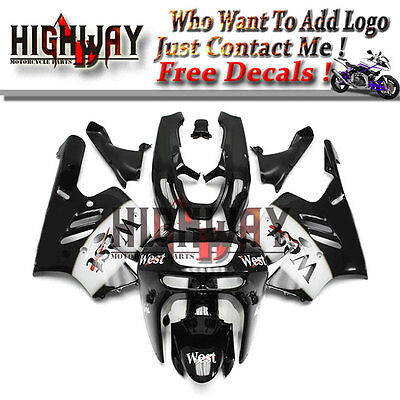 Fairings For Kawasaki ZX9R ZX-9R 1994 95 96 1997 ABS Fairing West Bodywork Kits
