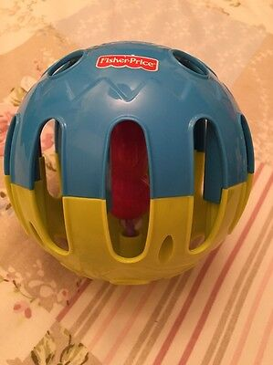 Fisher Price Growing Baby Clutch Ball 3m+