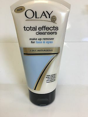 NEW Olay Total Effects 7in1 Cleansers Make-up Remover